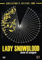 Lady Snowblood Italian DVD Box cover