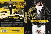 Lady Snowblood Italian DVD cover