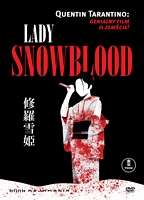 Lady Snowblood Polish DVD cover