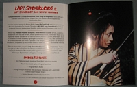 Lady Snowblood Uk Blu-ray Booklet 10
