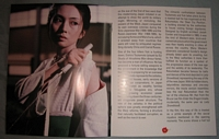 Lady Snowblood Uk Blu-ray Booklet 6