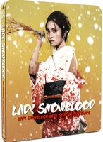 Lady Snowblood UK Blu-ray Steelbook cover